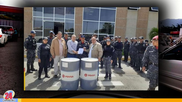 Noticias24Carabobo - Colas en bombas de gasolina de carabobo , bajaron en casi un 90%