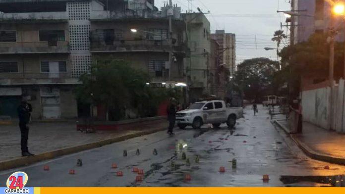 CICPC-de-Turmero-investiga-el-tiroteo-a-su-sede-operativa---WEB-N24 - Noticias 24 Carabobo