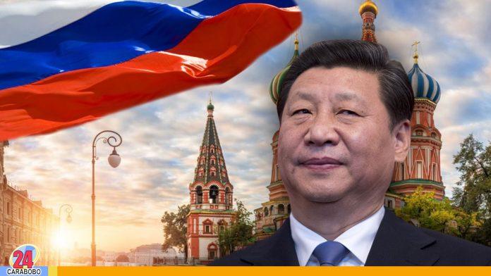 noticias24carabobo-China-y-Rusia--Presidente-Xi-Jinping-llegó-este-miércoles-a-Rusia---WEB-N24
