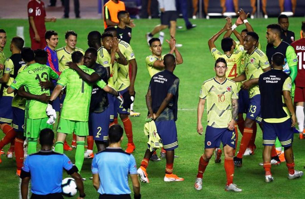 Colombia se anotó . noticias 24 Carabobo