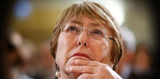 Comisionada Michell Bachelet -N24C