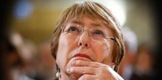Comisionada Michell Bachelet -N24C