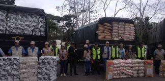 Confiscadas 13 toneladas de alimentos en Mercado Mayorista
