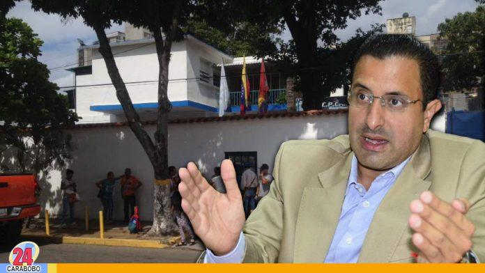 N24C - Solo un dia le dura la libertad; al consejero universitario Luis Yaguarate ,ya que la tarde de ayer jueves fue detenido nuevamente .