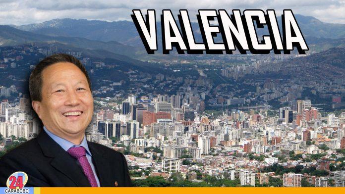 Noticias24Carabobo - Estuvo de visita en valencia el embajador coreano