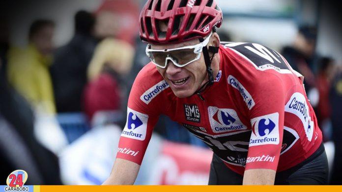 ciclista británico-Chris Froome-noticias24carabobo