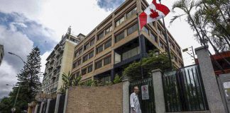 Embajada de Canadá en Venezuela suspende sus labores en el país - noticias 24 carabobo
