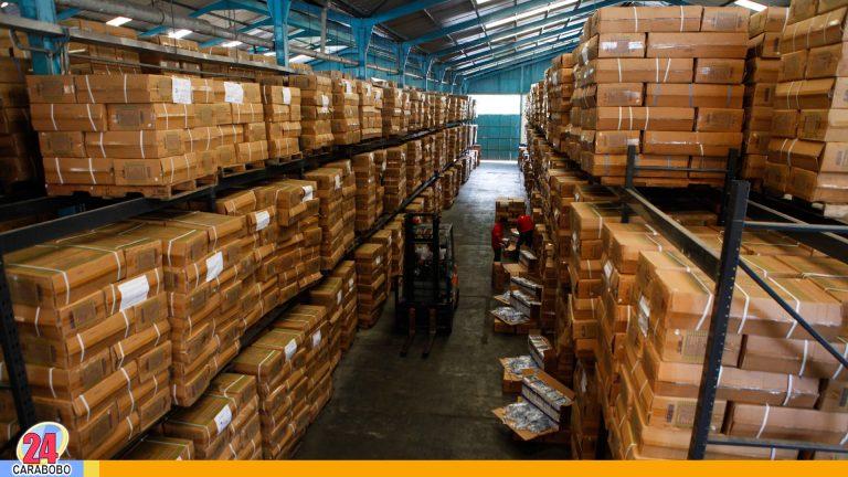 Empresas venezolanas paralizaron su producción en un 90 % en este 2019