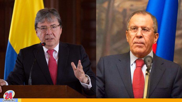 En la agenda Colombia-Rusia se discutirà situacion en Venezuela - noticias 24 carabobo