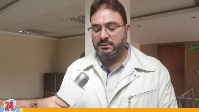 Noticias24Carabobo - El presidente de la Cámara de la Construcción en Carabobo, Germán Rodríguez; afirma que las empresas cementeras deben .....