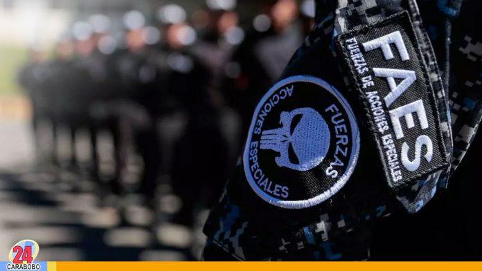 FAES-en-Marcay-abatio-al-homicida-de-una-pareja-peruana---WEB-N24 - Noticias 24 Carabobo