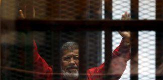 Noticias24Carabobo- Mohamed Mursi expresidente Egipcio; muere a causa de un desvanecimiento durante una sesión en la cual era juzgado.