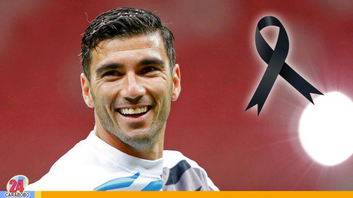 Futbolista Jose Antonio Reyes fallece tras tener un fatal accidente vehicular - Noticias 24 Carabobo