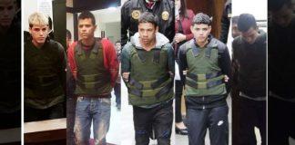 Integrantes del Tren de Aragua fueron condenados en Peru - Noticias 24 Carabobo