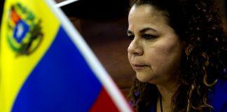 N24C - La ministra para los Asuntos Penitenciarios Iris Varela; informó este viernes que la Alta Comisionada de la ONU Michelle Bachelet,