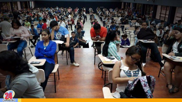 Noticias24Carabobo - La feria de oportunidad de estudios en naguanagua