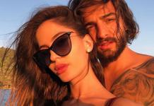La novia de Maluma- redes sociales