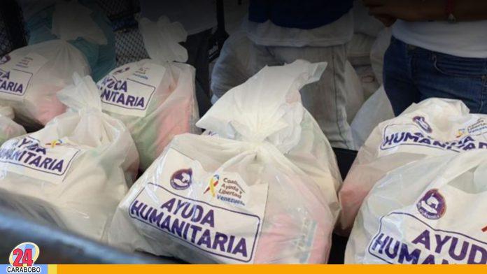 Migrantes-venezolanos-en-Cúcuta-recibieron-ayuda-humanitaria--WEB-N24 - Noticias 24 Carabobo