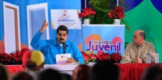 N24C - El Presidente De La República Bolivariana de Venezuela Nicolás Maduro; anunció este miércoles un aumento del 80% al bono otorgado a las per....