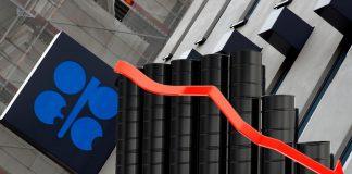 crecimiento mundial de petróleo