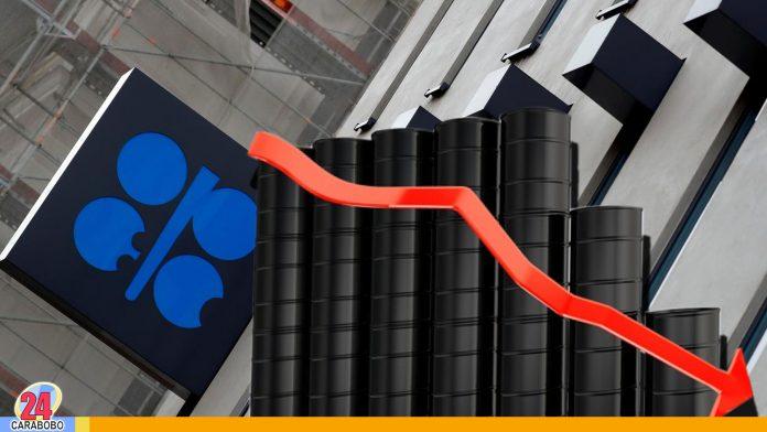 Produccion-petrolera-de-la-OPEP-cae-a-niveles-de-hace-cinco-años-----WEB-N24 - Noticias 24 Carabobo
