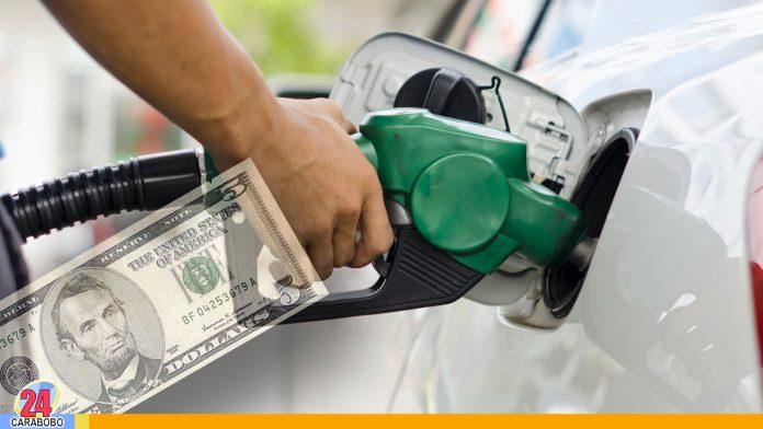 Noticias24Carabobo - Los famosos revendedores venden la gasolina en dolares