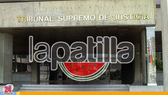 tsj emite sentencia-la patilla-Noticias24carabobo