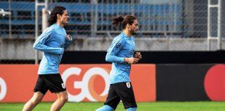 Uruguay saldrá por el pase