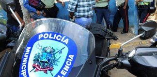 noticias24carabobo - policía municipal de valencia