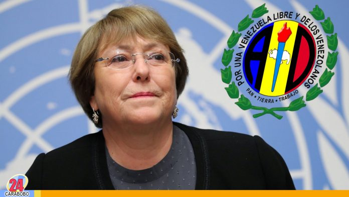 Visita-de-Bachelet-tiene-en-expectativas-a-organización-Acción-Democrática----WEB-N24 - Noticias 24 Carabobo