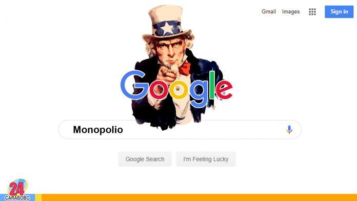 noticias24carabobo-¡En-la-mira!-EE.UU.-inicia-investigación-antimonopolio-a-Google