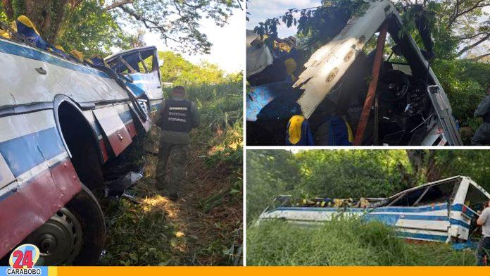 WEB-N24-Accidente-en-Zulia-deja-18-muertos-y-13-heridos- - Noticias 2 Carabobo