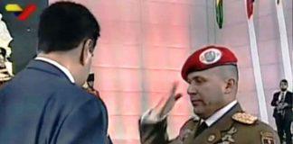 Noticias 24 Carabobo - Ascienden a militares venezolanos