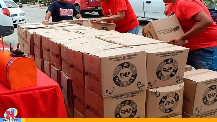 Noticias 24 Carabobo - Caja Clap ALIMCA
