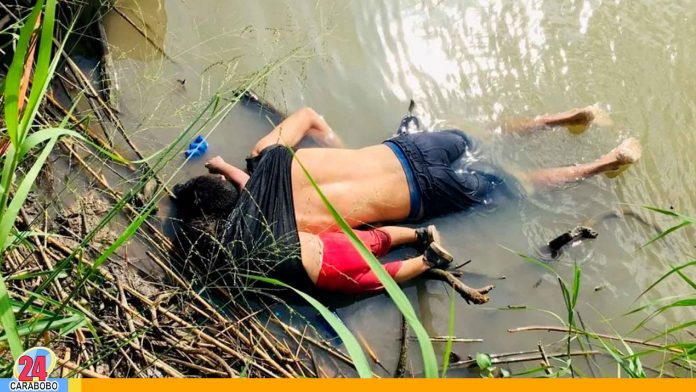 Padre e hija ahogados - N24C