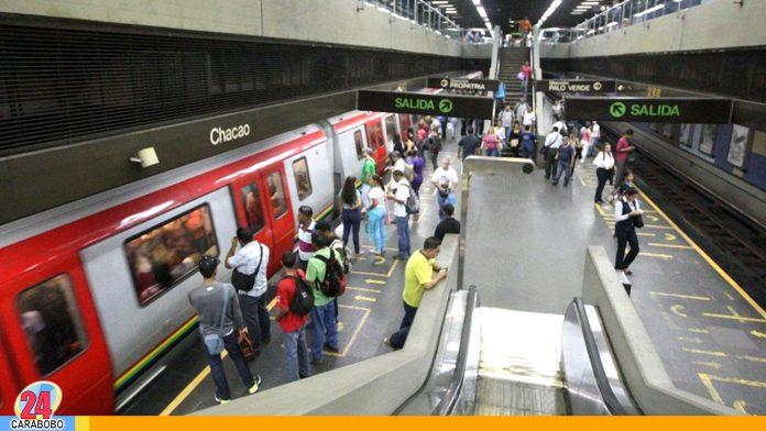 WEB-N24-Pasaje-del-metro-de-Caracas-con-nueva-tarifa-para-este-22-de-junio - Noticias 24 Carabobo