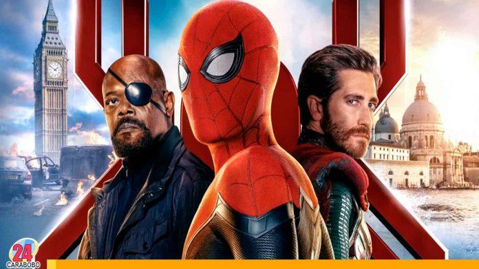 Noticias 24 Carabobo - Spider-Man: Lejos de casa