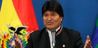Noticias 24 Carabobo - Evo Morales a la OEA