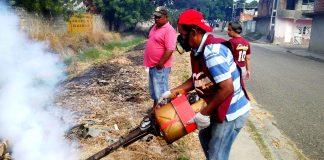 noticias24carabobo - Jornada de fumigación en Valencia