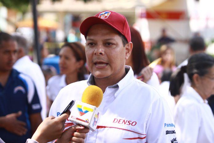 presidente de Insalud reconoce al parlamento - Noticias 24 Carabobo