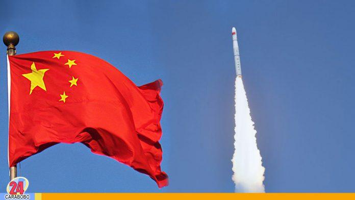 Lanzamiento del primer cohete espacial- Noticias24Carabobo