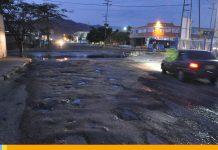 Peligros al transitar valencia sus calles y avenidas - Noticias 24 Carabobo
