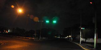 Paseo Cabriales - oscuridad