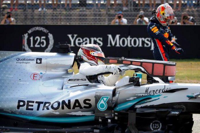 Lewis Hamilton ganó la pole - noticias24 Carabobo