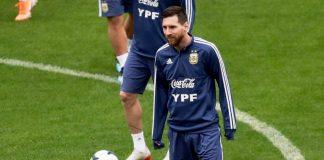 Argentina quiere terminar tercero - noticias24 Carabobo