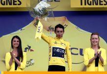 Bernal se vistió de amarillo - noticias24 Carabobo