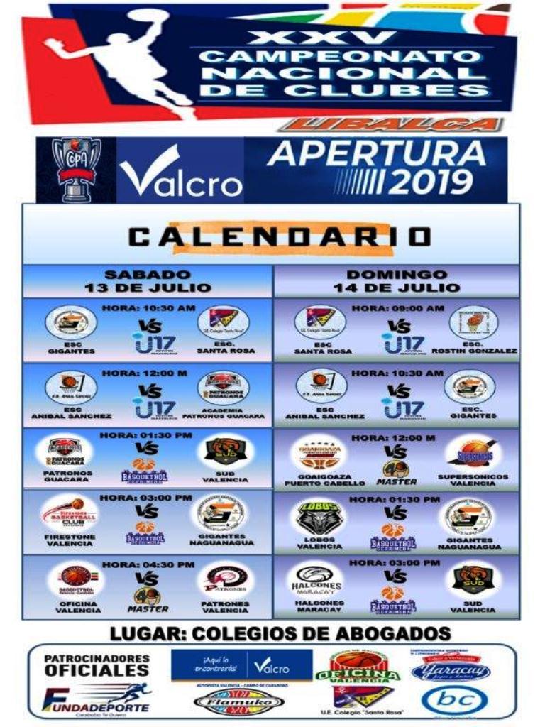 Campeonato Nacional - noticias24 Carabobo