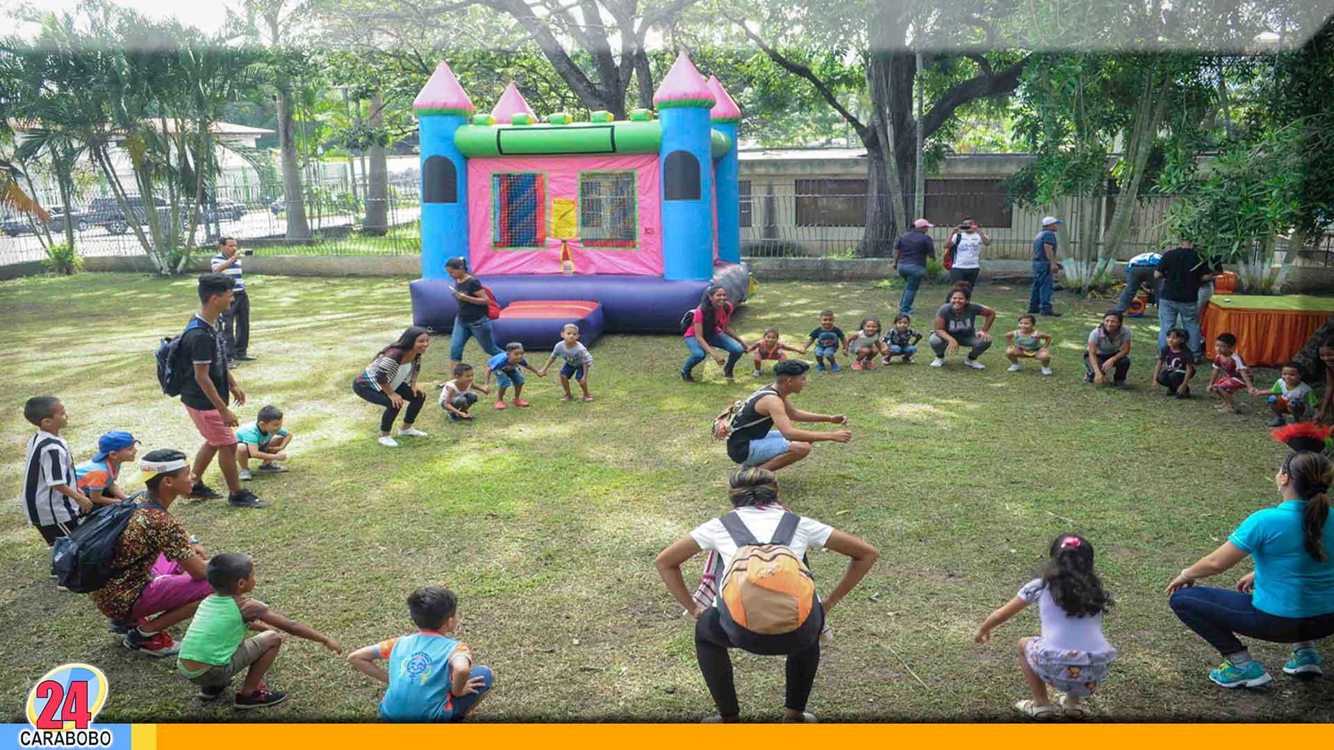 Noticias 24 Carabobo - Día del niño