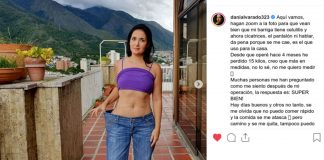 Noticias 24 Carabobo -Daniela Alvarado siente feliz