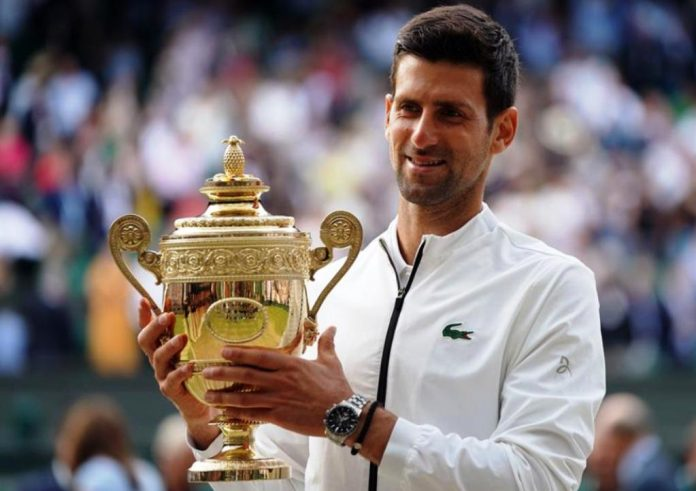 Djokovic lo hizo - noticias24 Carabobo